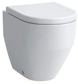 Laufen 2295.2 Stand-Tiefspül-WC PRO Sitzhöhe ca. 460 mm weiss