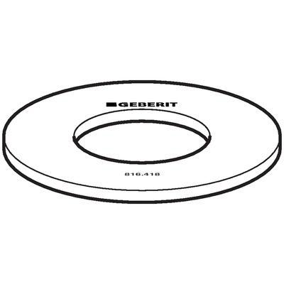 Heberglockendichtung 63x23mm Geberit 891015