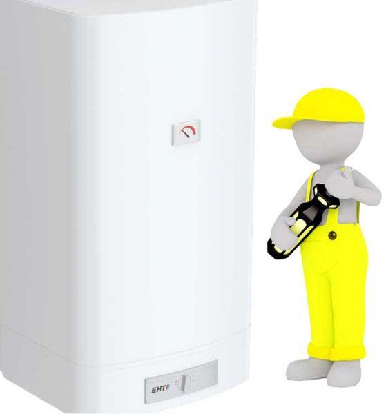 Boilerentkalkung mit Anoden Austausch 50-80 Liter Dienstleistung