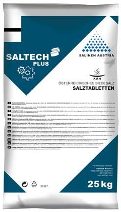Regeneriersalz Salztabletten für Enthärtungsanlagen 25 kg