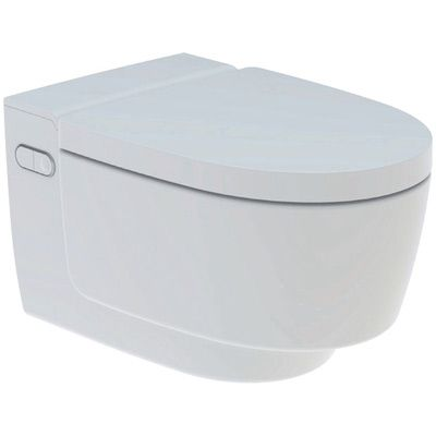 Geberit AquaClean Mera Classic Dusch WC Komplettset weiss, 146.200