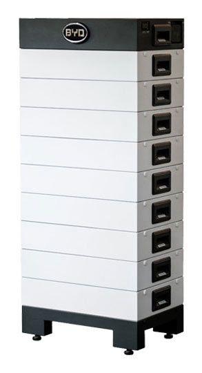 BYD Photovoltaik Speicher H6.4