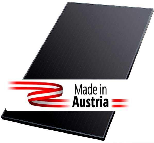 Kioto Power Photovoltaik Modul 300 monokristall black  made in Austria