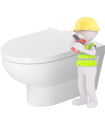 Duravit Wand WC Set-spülrandlos mit Montage für Graz und Graz-Umgebung