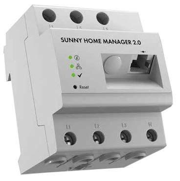 SMA Sunny Homemanager 2.0