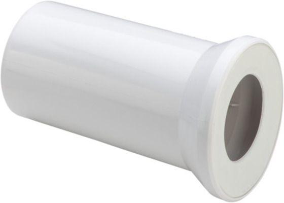 Uni-WC-Anschlusstutzen DN 100 für Stand-WC