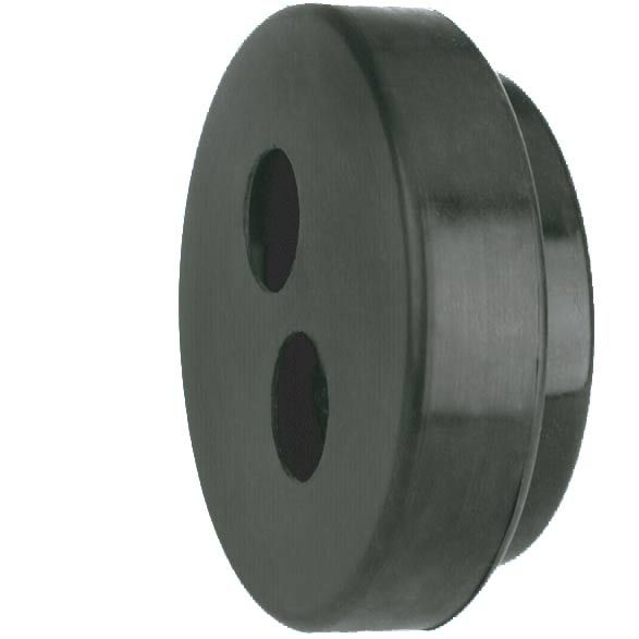 Austroflex Gummi-Endkappe für Fernwärmerohe mit Außenmantel 145mm 2x32 mm