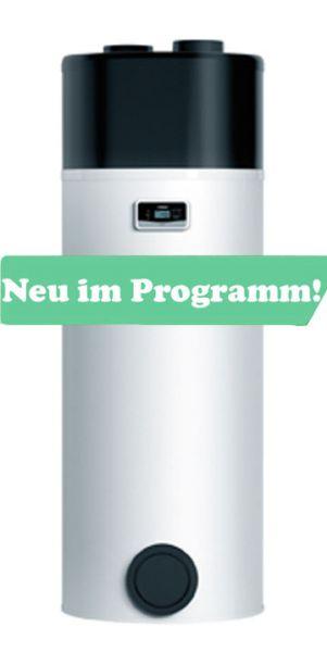 Vaillant Brauchwasserwärmepumpe VWL BM 270/5 Neu im Programm
