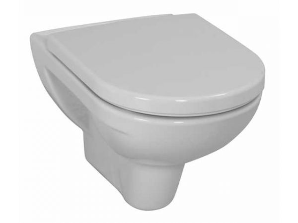 Laufen 2095.5 Wand-Tiefspül-WC PRO weiss für alten Schraubenabstand 230 mm