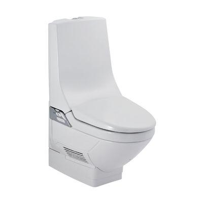 Geberit AquaClean 8000 plus Dusch WC Komplettset Stand WC bodenstehend mit Dusch SItz und Spülkaste