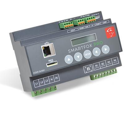 Smartfox pro Energieoptimierung