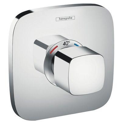 Hansgrohe Sichtteil Thermostat Ecostat E 59l/min! verchromt, 15706