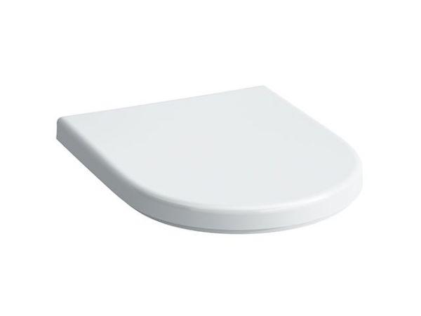 Laufen 9895.0 WC-Sitz Moderna Liberty abnehmbar weiss mit Deckel