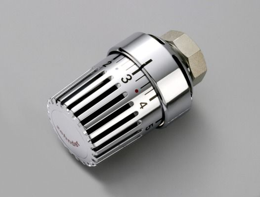 Zehnder Thermostat LH2 M 30x1,5 chrom