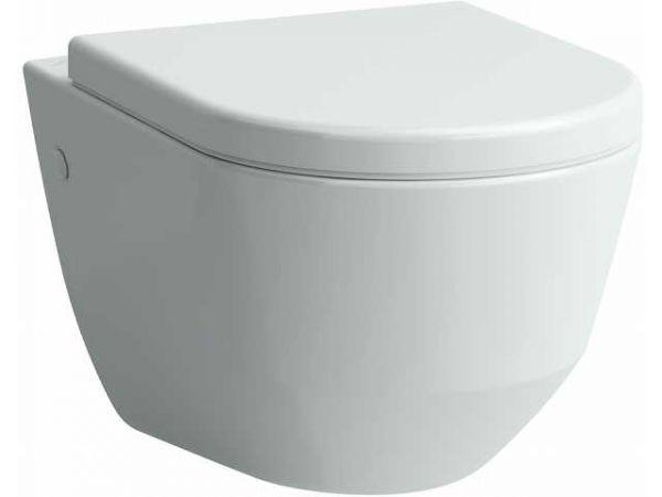 Laufen 2095.6 Wand-Tiefspül-WC PRO NEU weiss