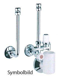 Speicheranschlussgruppe für Boiler elektrisch hängend