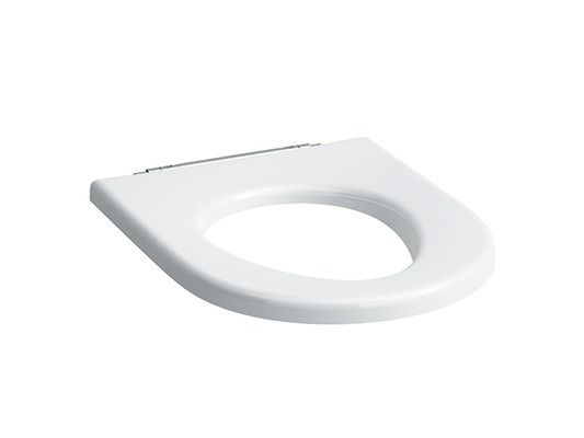 Laufen 9147.0 WC-Sitz LIBERTYLINE ohne Deckel, weiß